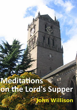 Meditations on the Lord's Supper book cover
